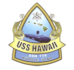 USS Hawaii'n tunnus