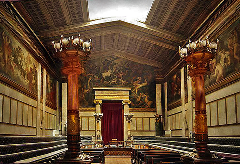 File:Academy of Athens - interior.jpg