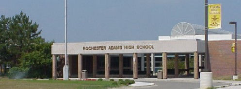 Rochester Adams High School Senior Photographer
