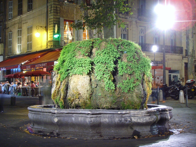 File aix en provence fontaine 2009 01 jpg wikimedia commons for Aix en provence cours de cuisine