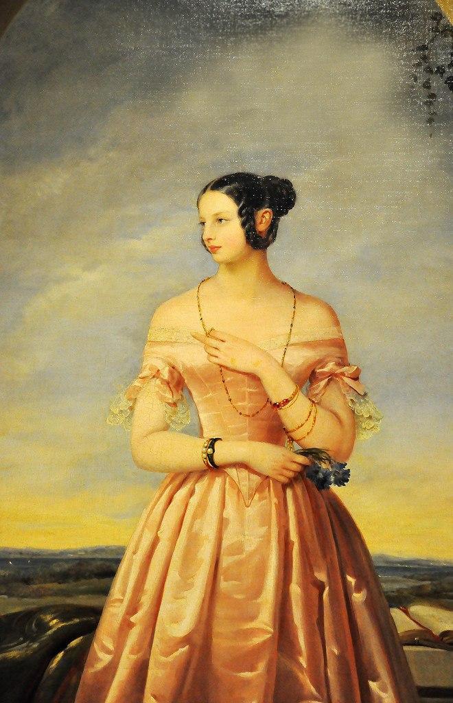 Tochter von zar nikolaus i alexandra als große schönheit bekannt