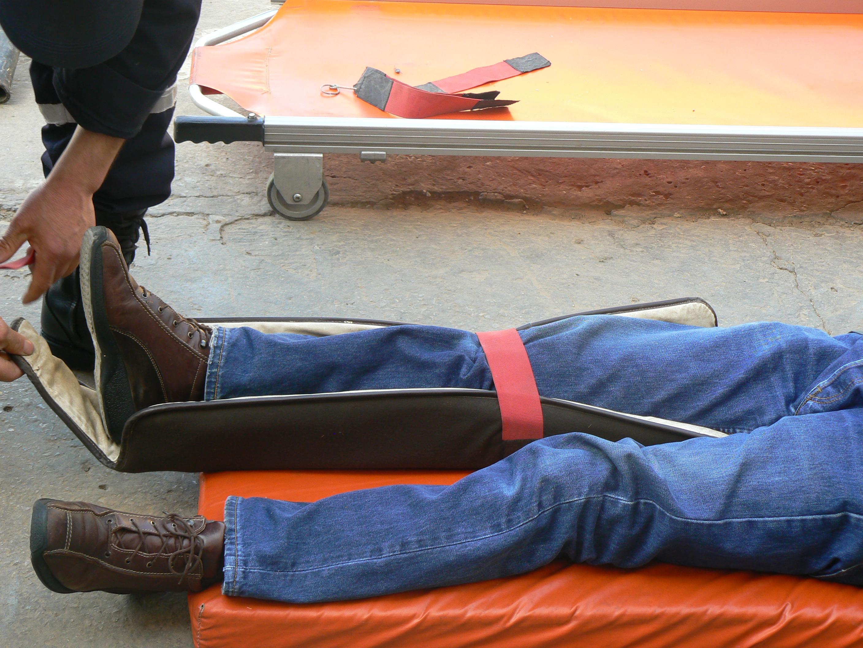 Cuales son los primeros auxilios en caso de shock
