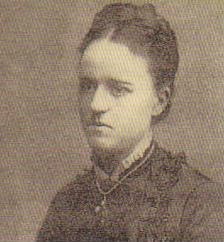 Photograph of Alice James