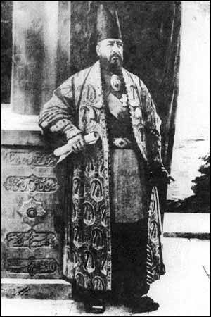 میرزا تقی خان امیرکبیر