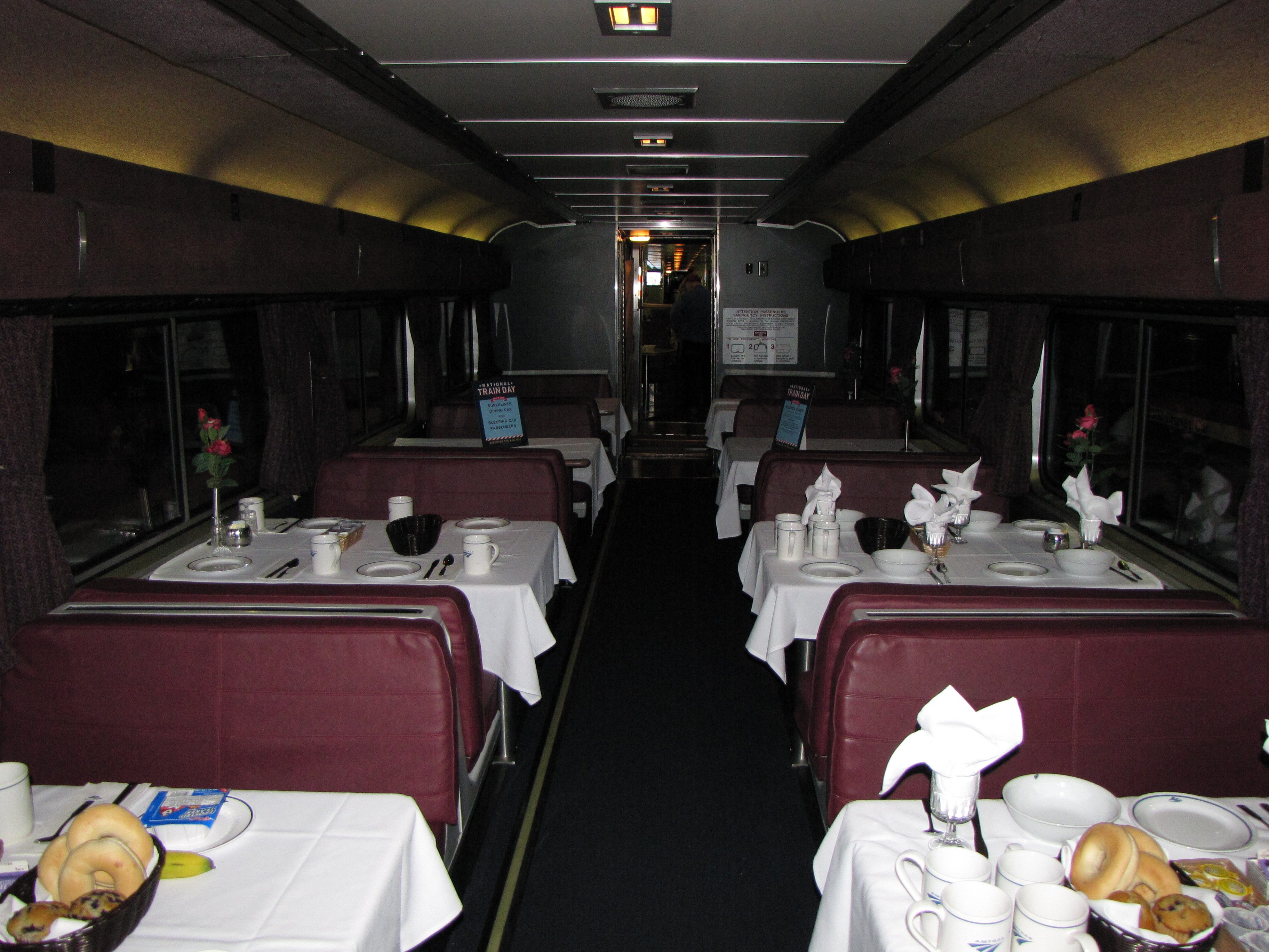 Used Dining Cars For Sale