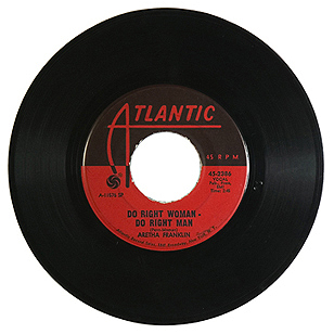 Do Right Woman, Do Right Man 1967 single by Aretha Franklin