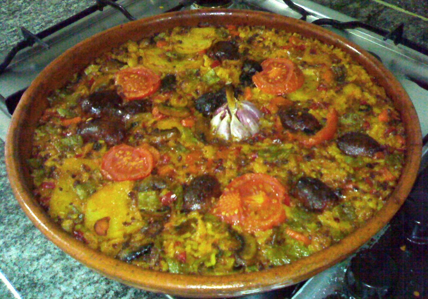 File arroz al horno con verduras 2 javi vte - Arroz con verduras y costillas ...