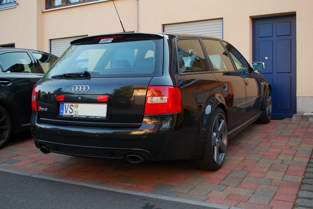 Quattroworld Com Forums I Don T Think There Is Any Difference Between The C5 S6 And Rs6 Avant