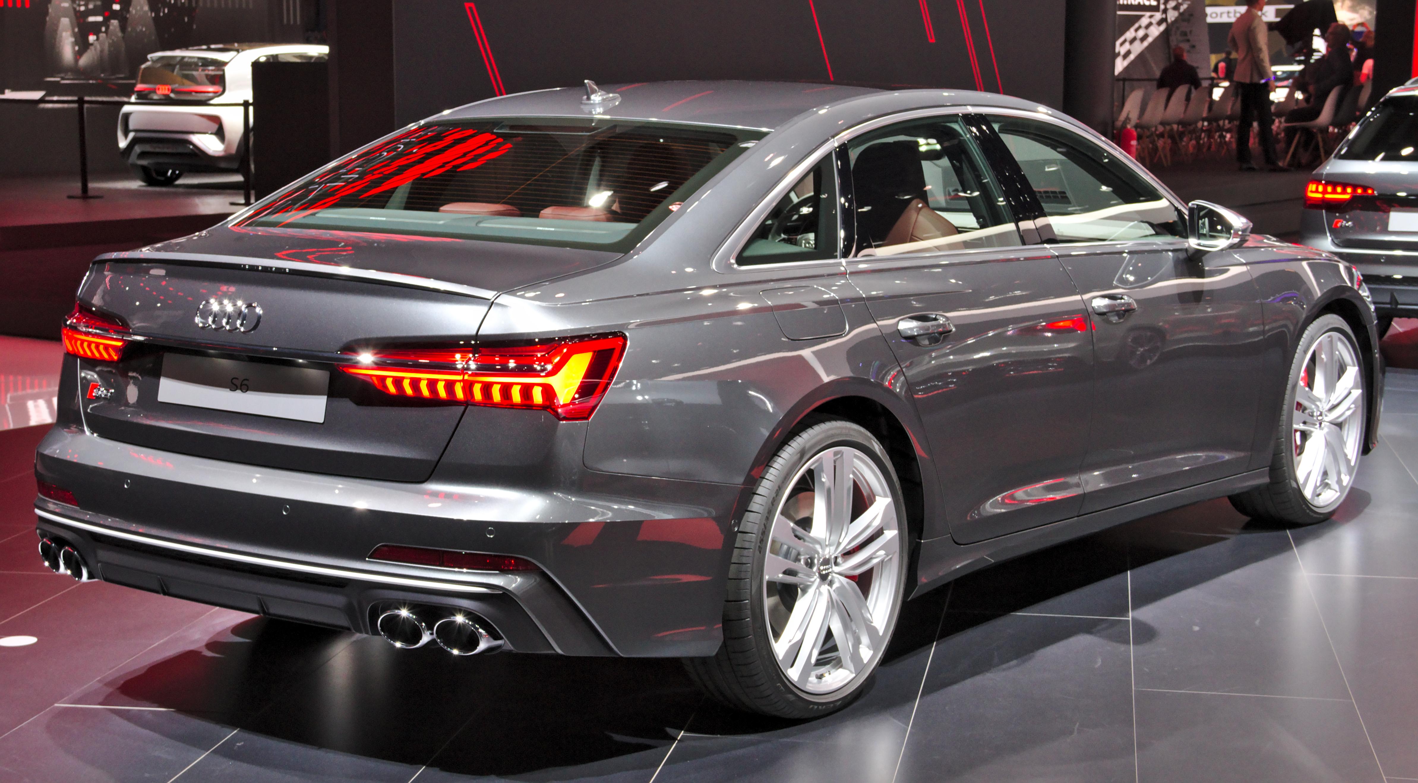 File:Audi S6 C8 at IAA 2019 IMG 0302.jpg - Wikimedia Commons