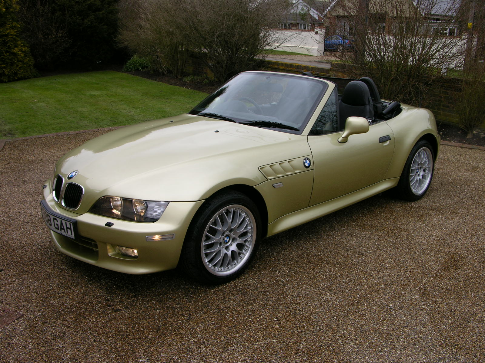 File Bmw Z3 3 0i 2001 Flickr The Car Spy 9 Jpg