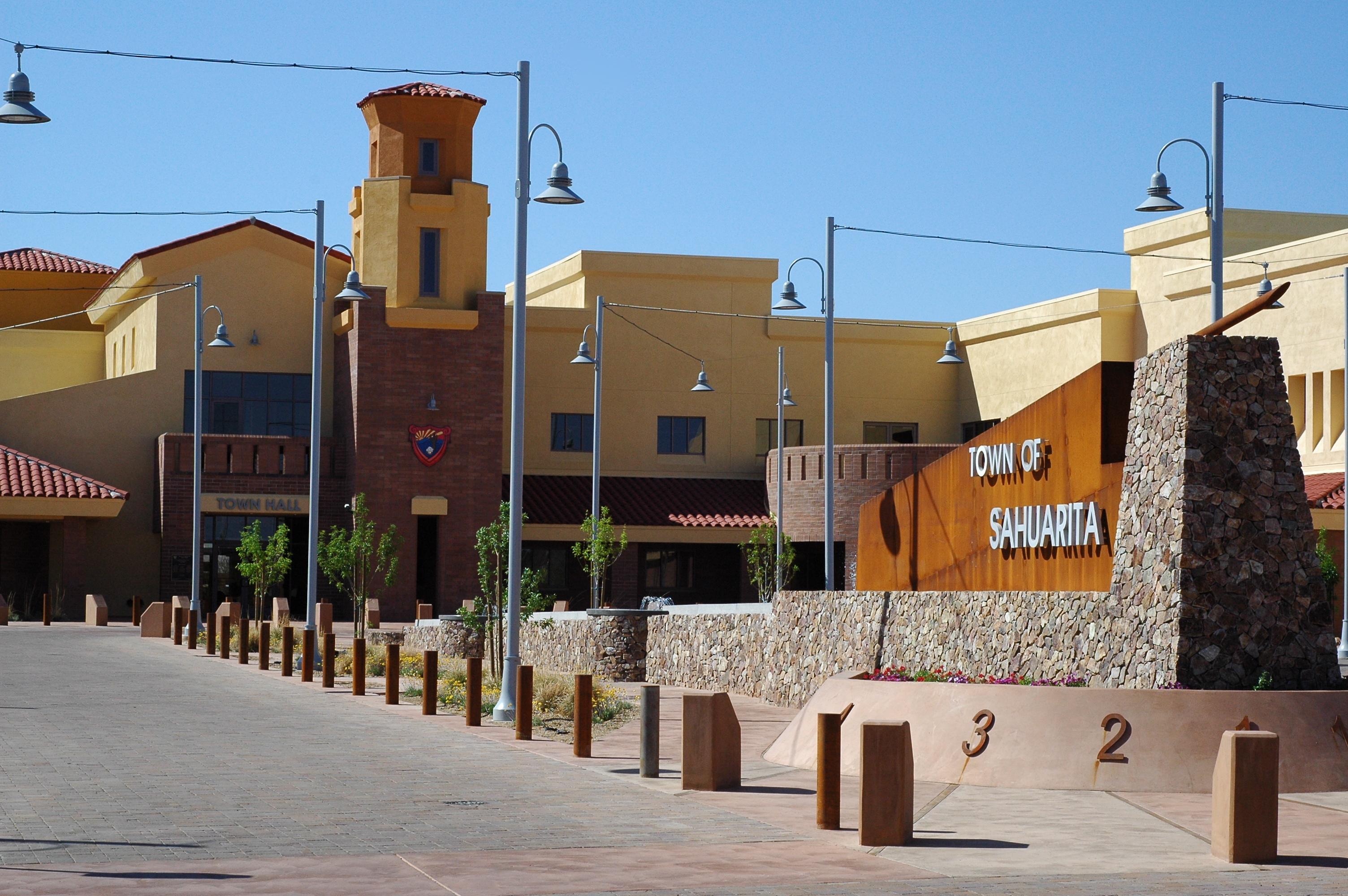 Sahuarita Town Hallsahuarita town