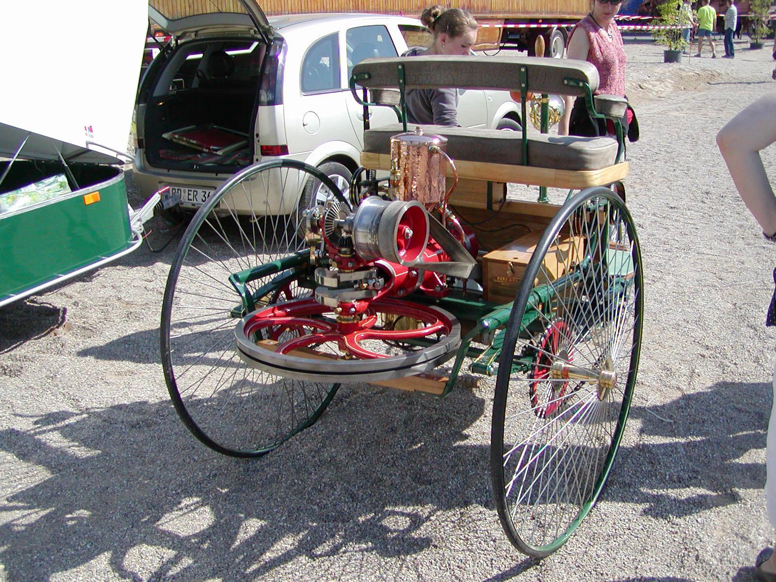 benz patent motorwagen - photo #24