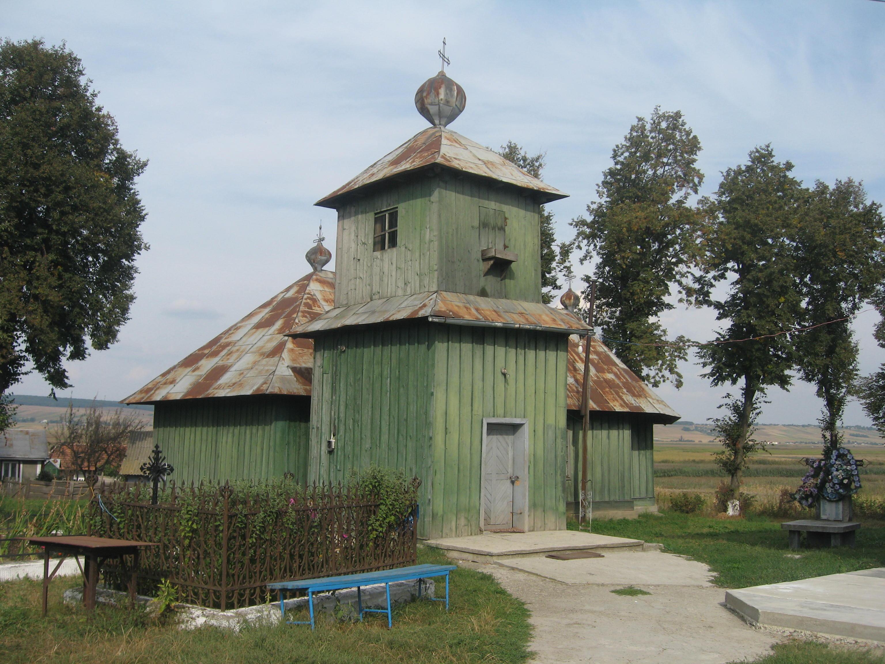 Șerbănești, Suceava