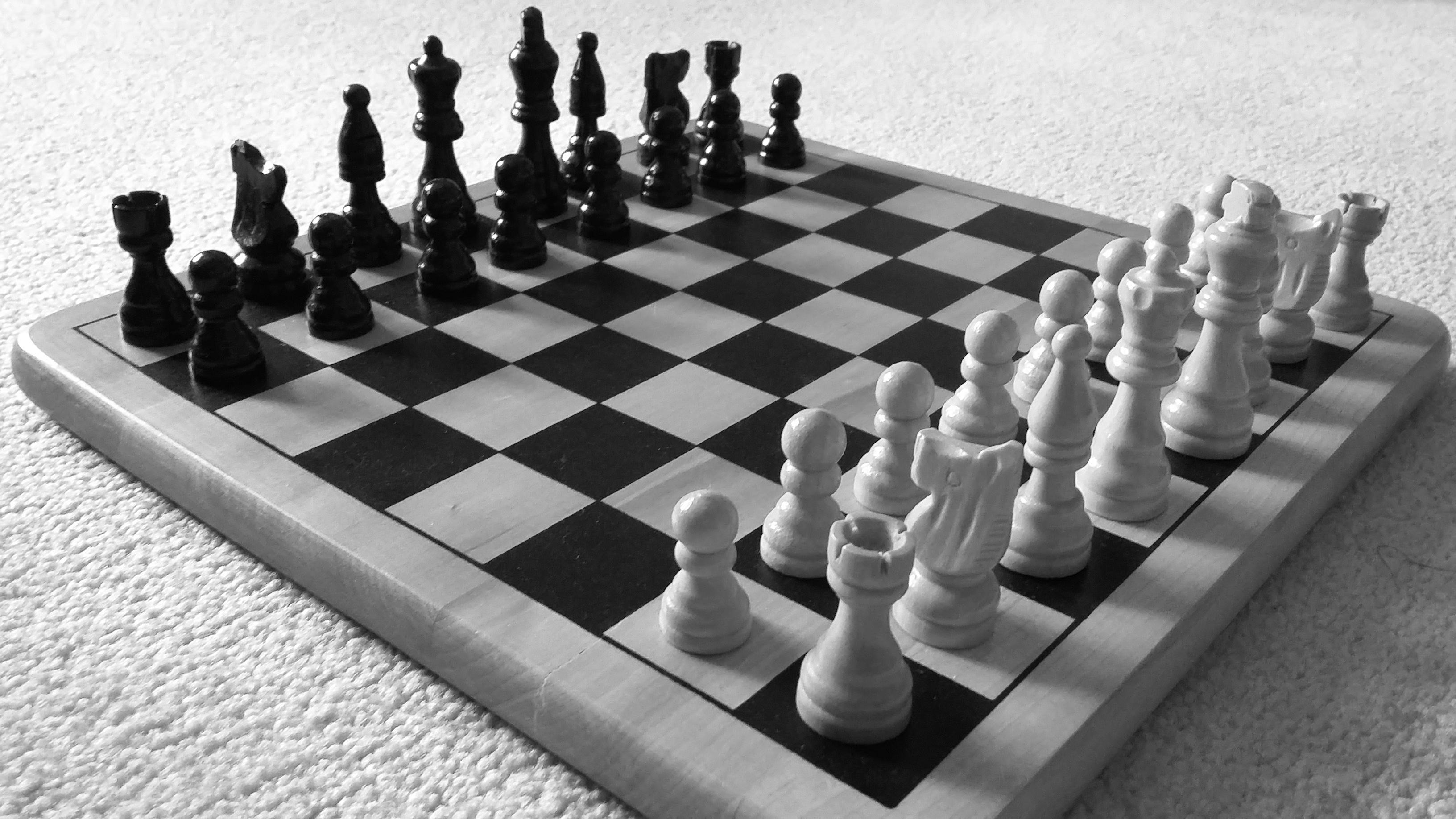File Black And White Chessboard Jpg