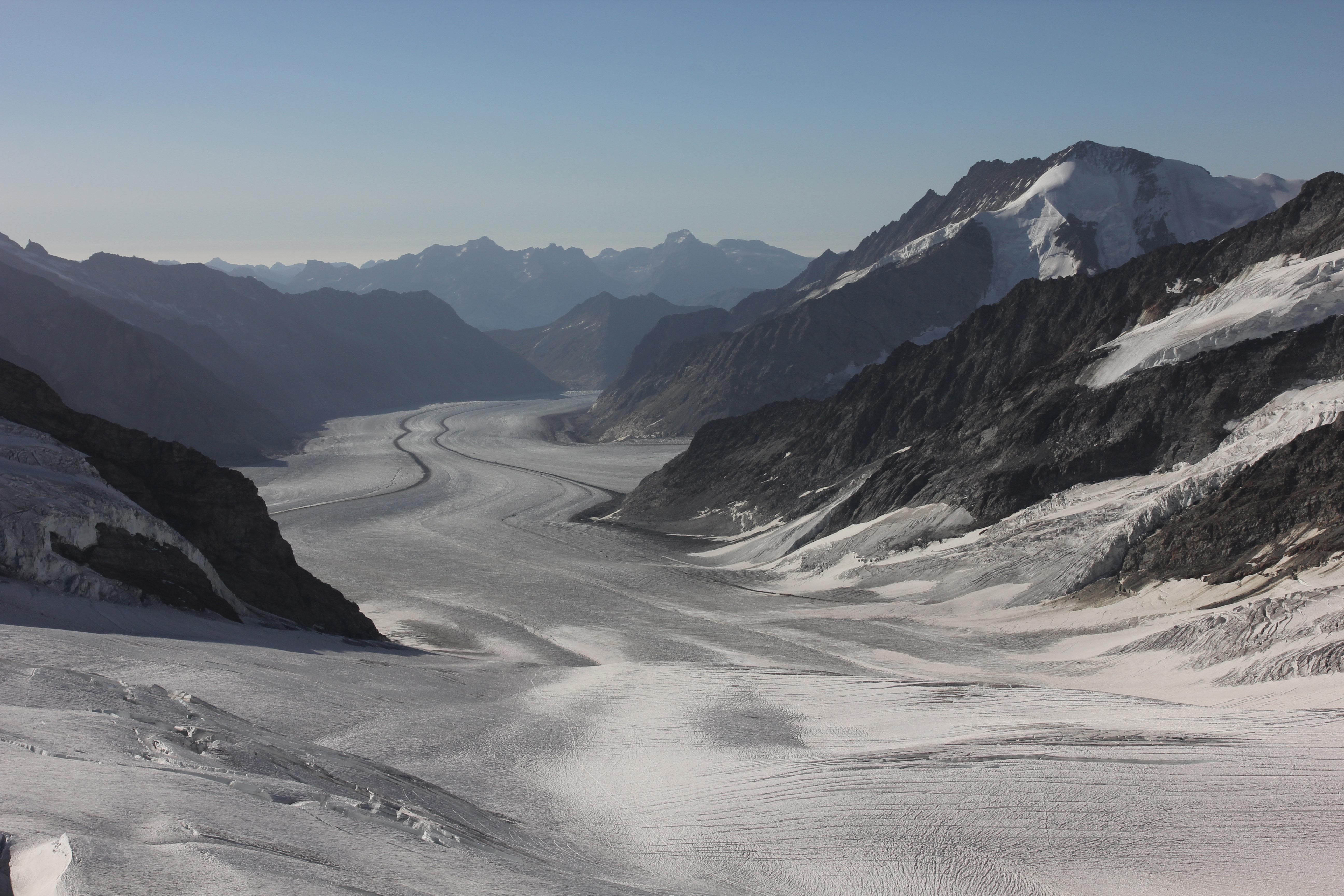 Jungfraujoch Tour From Geneva