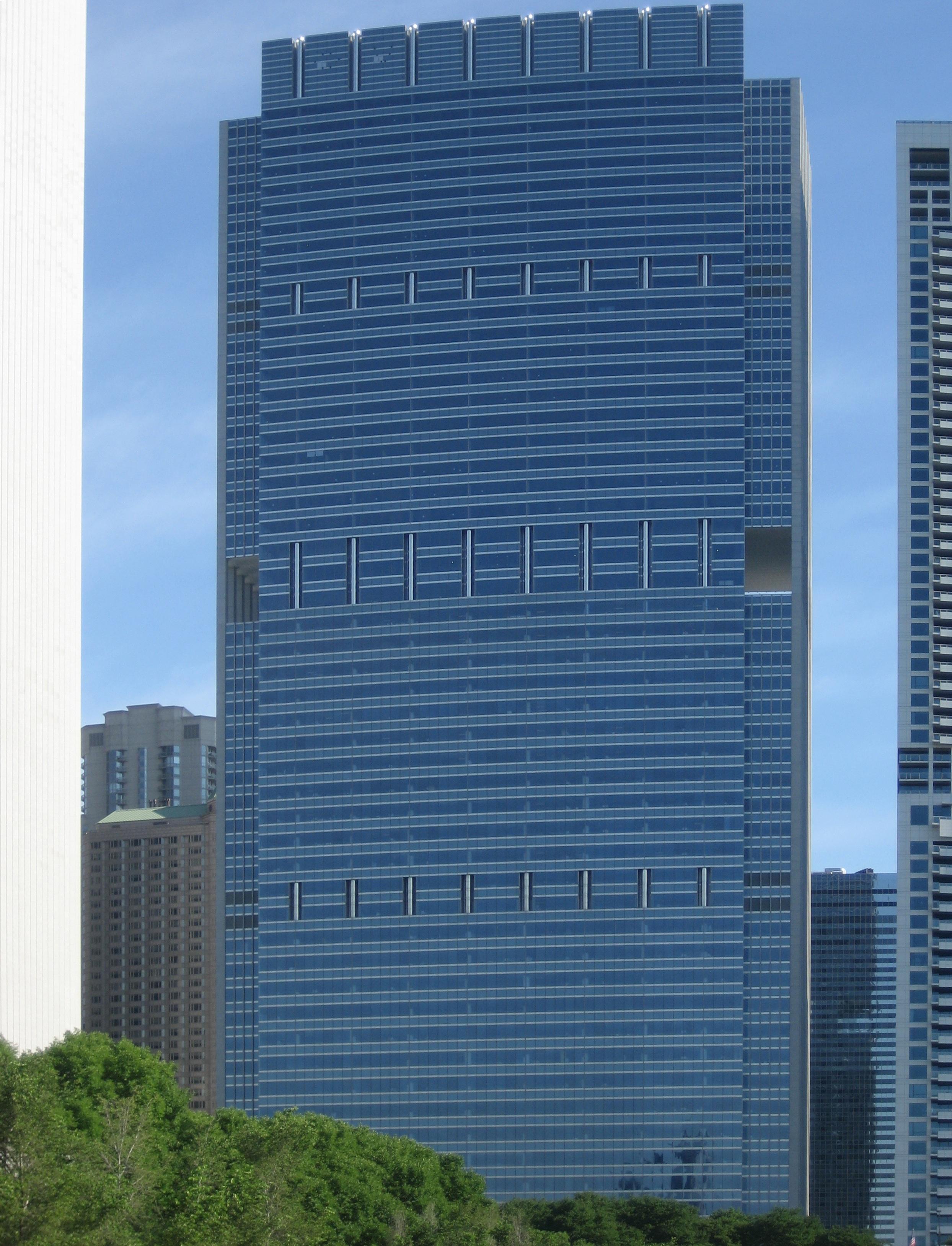 Blue Cross Blue Shield Tower - Wikipedia