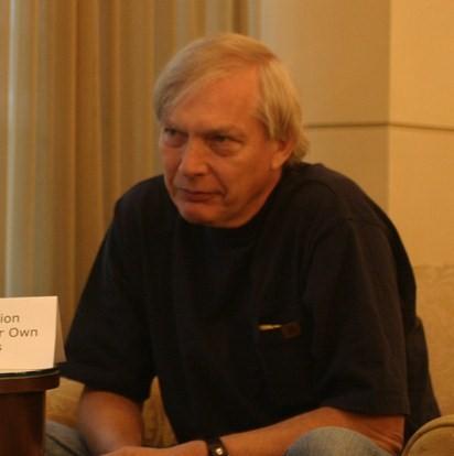 Portrait of Bob Edwards