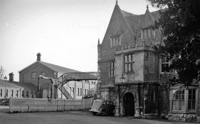 Bourne railway station