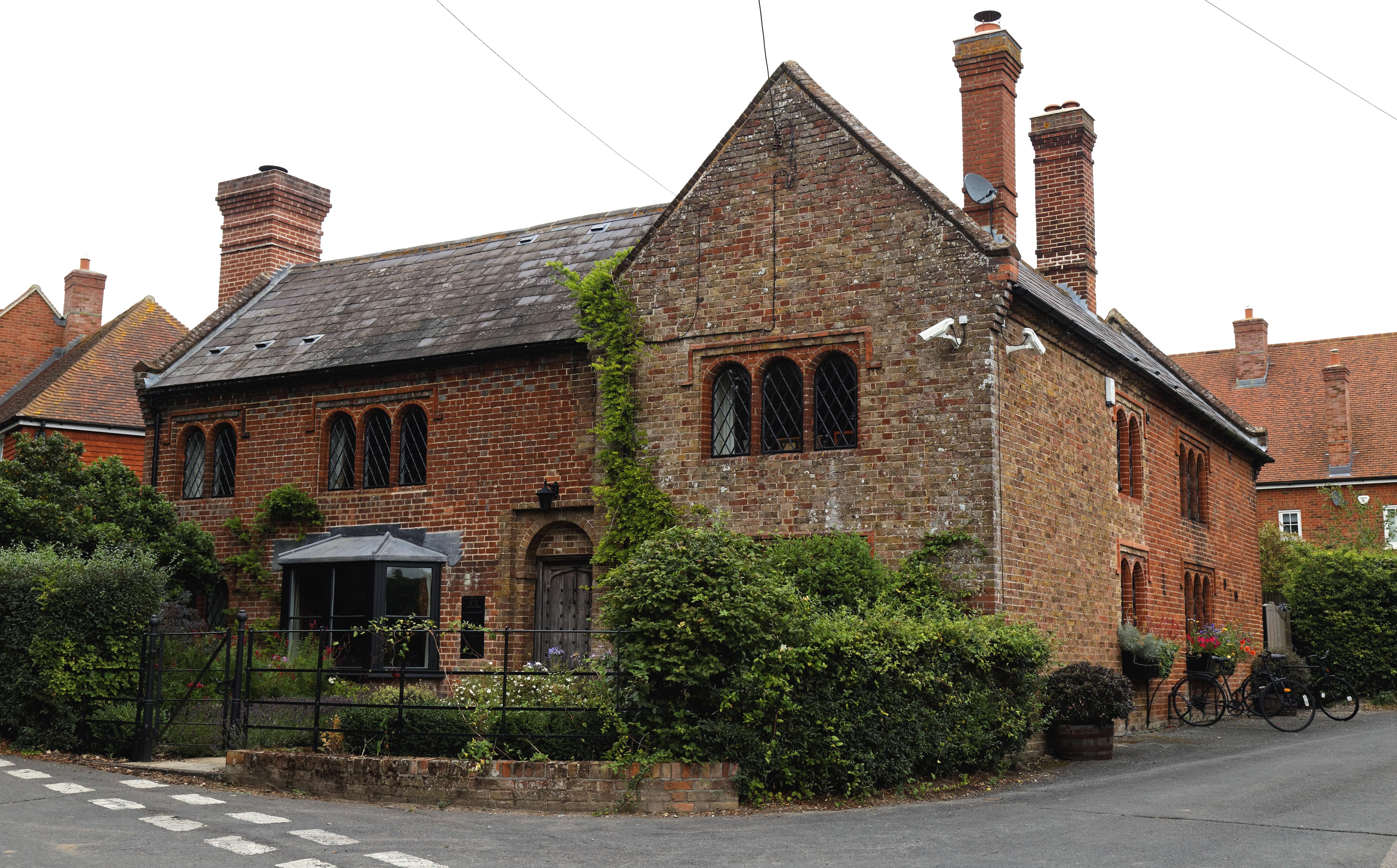 File:Brick House Goodnestone Dover Kent England 1