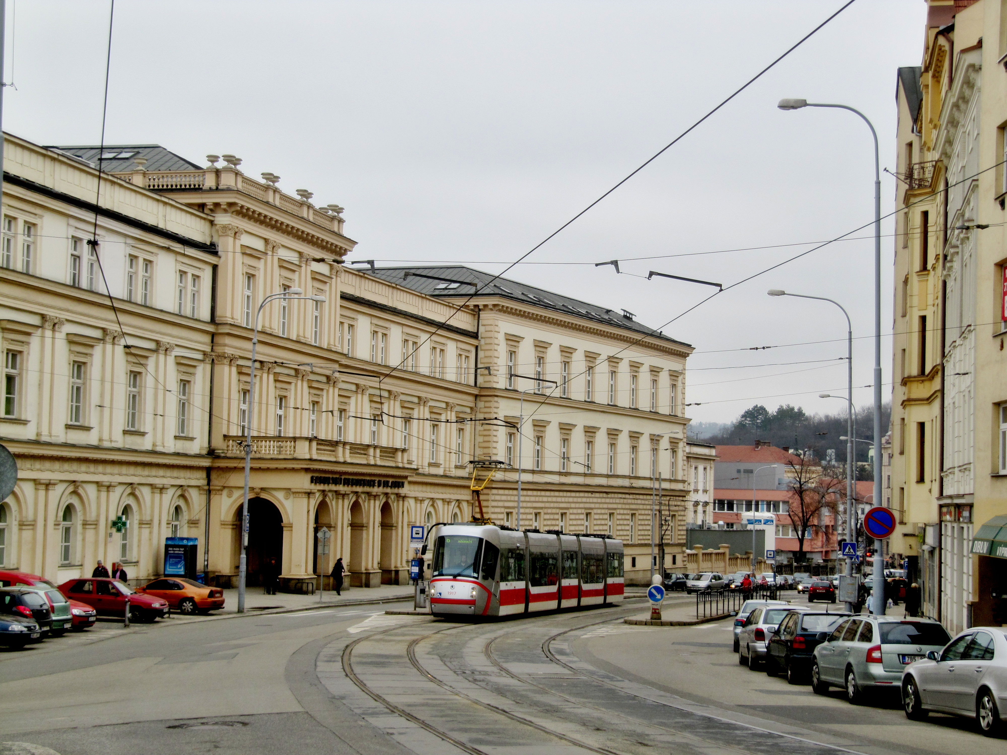 Fakultní nemocnice u sv. Anny v Brně. Foto Palickap