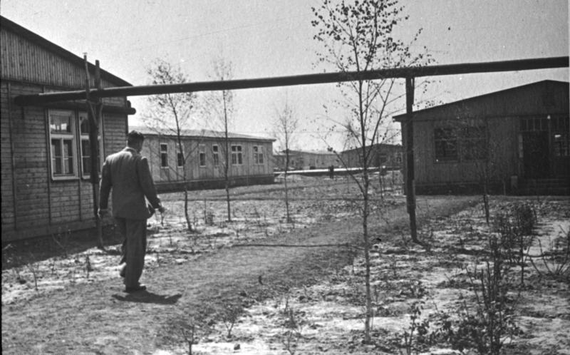 Bundesarchiv Bild 146-2007-0076, IG-Farbenwerke Auschwitz