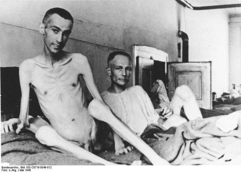 "File:Bundesarchiv Bild 183-C0716-0049-012, ""Grube Richard"", abgemagerte Häftlinge.jpg"