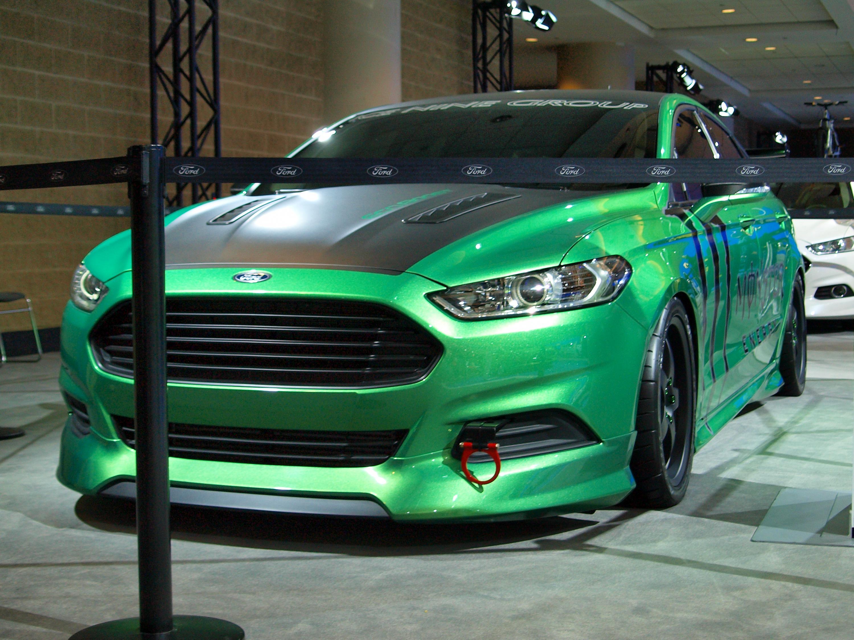 Ford Fiesta Wing Mirror Indicator Glass Rhd