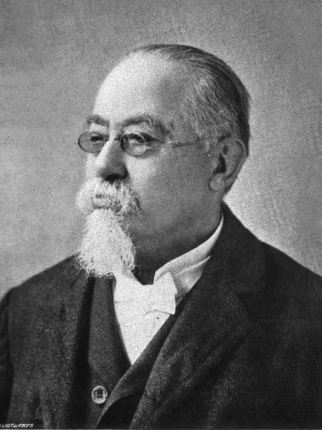 Cesare Lombroso (1835-1909), Italian criminologist