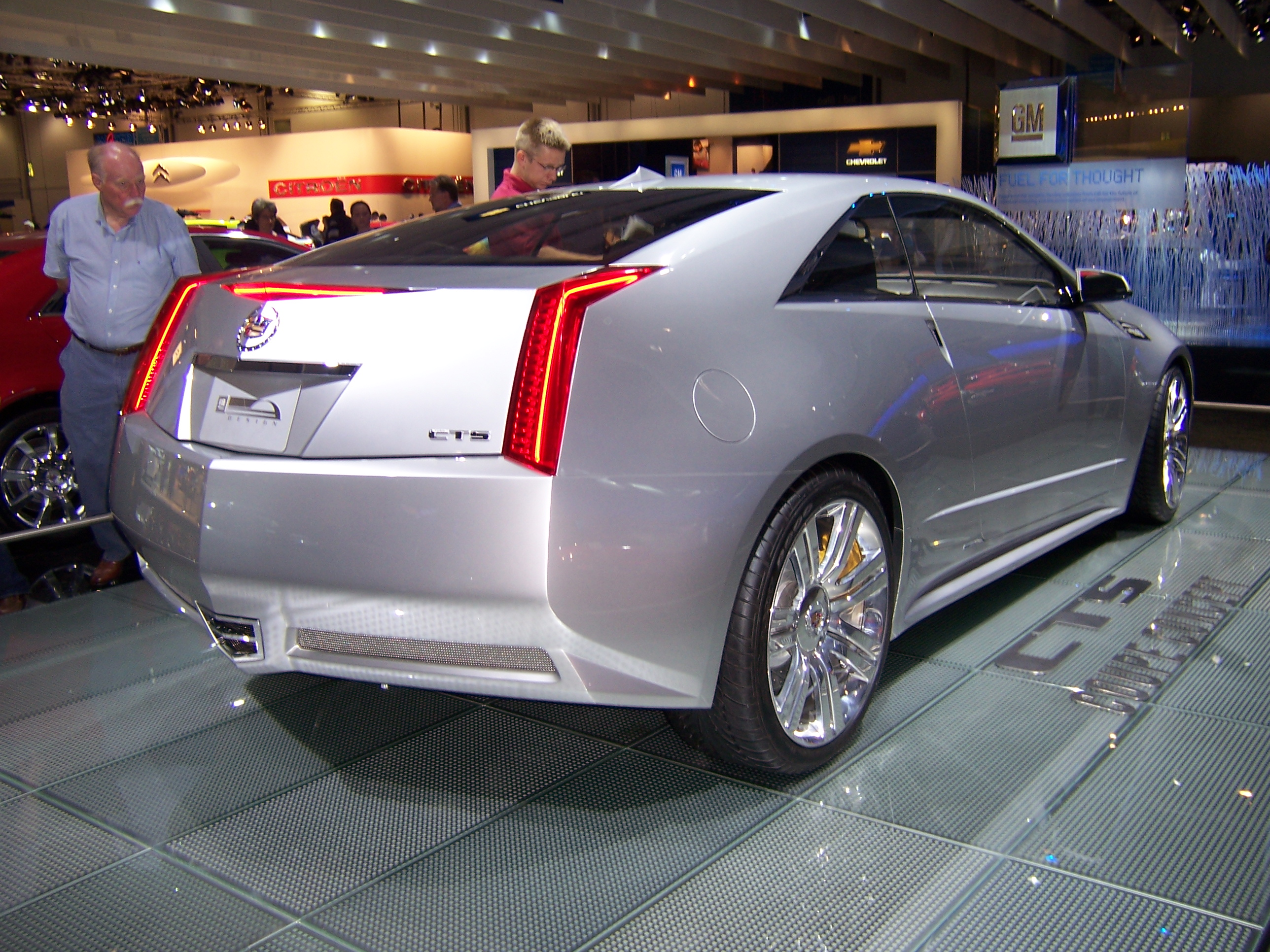 File Cadillac Cts Coupe Concept Rear Flickr Alan D Jpg Wikimedia Commons