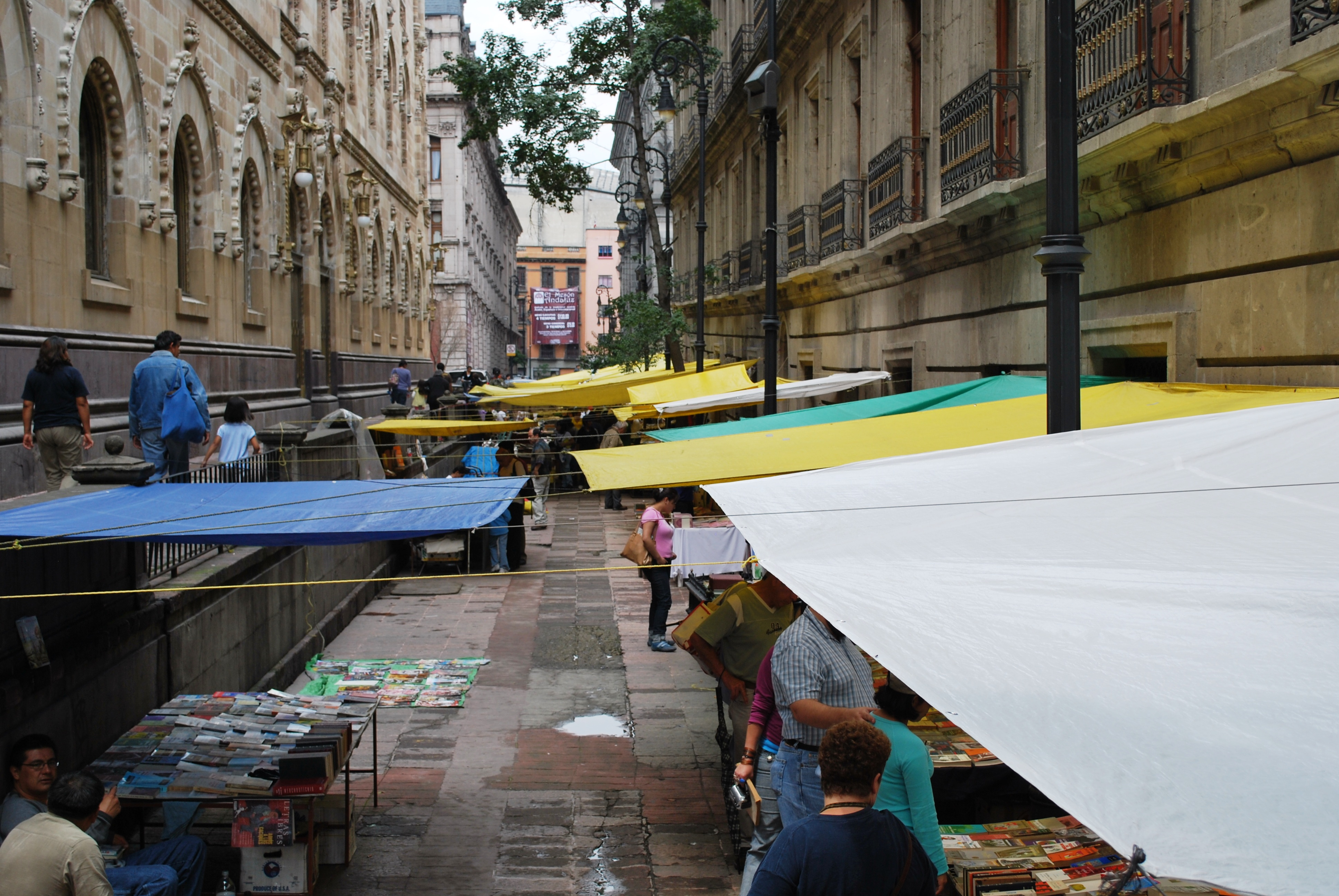 vendors license mexico