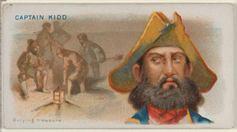 William Kidd - Wikipedia