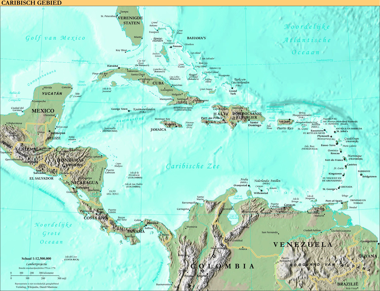 Antillen Startkabel Nl