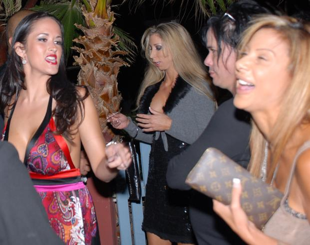 File:Carmella Bing, Demi Delia at party 1.jpg