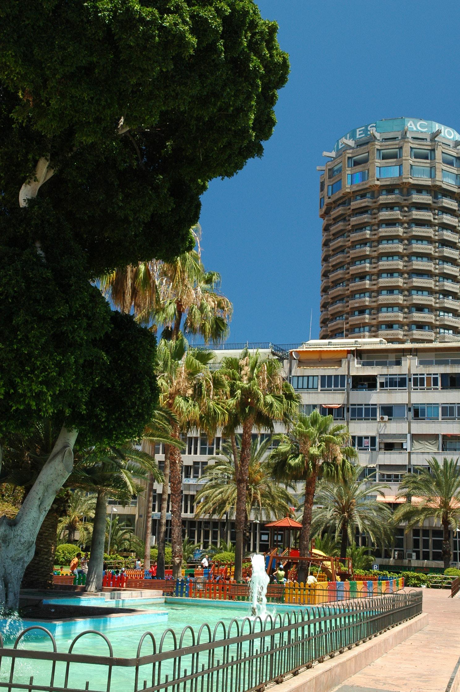Gran Canaria Parque Tropical Hotel