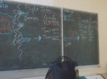 Chalkboard Wiktionary