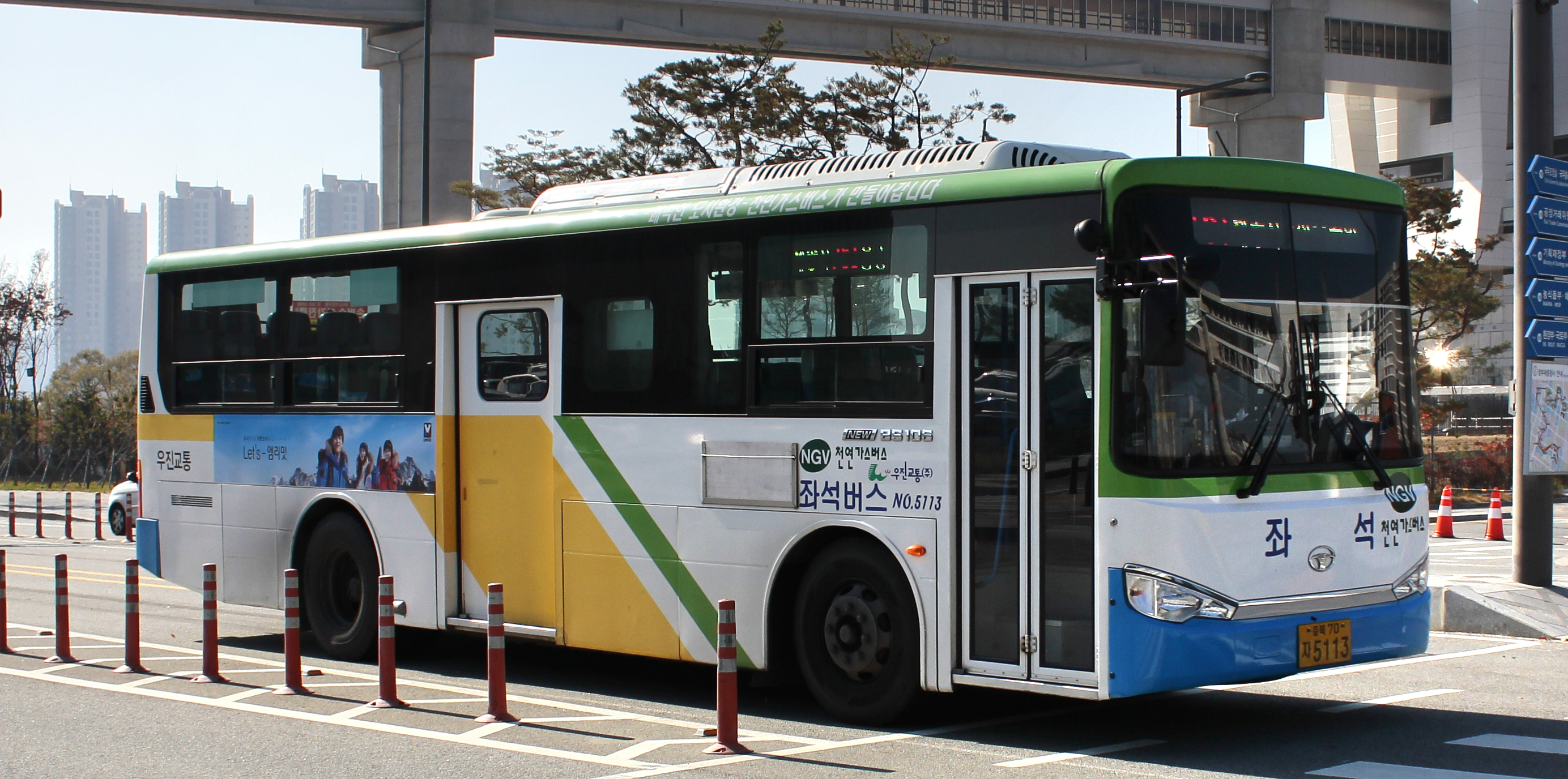 File Cheongju Suburban Bus Route 751 Jpg Wikimedia Commons