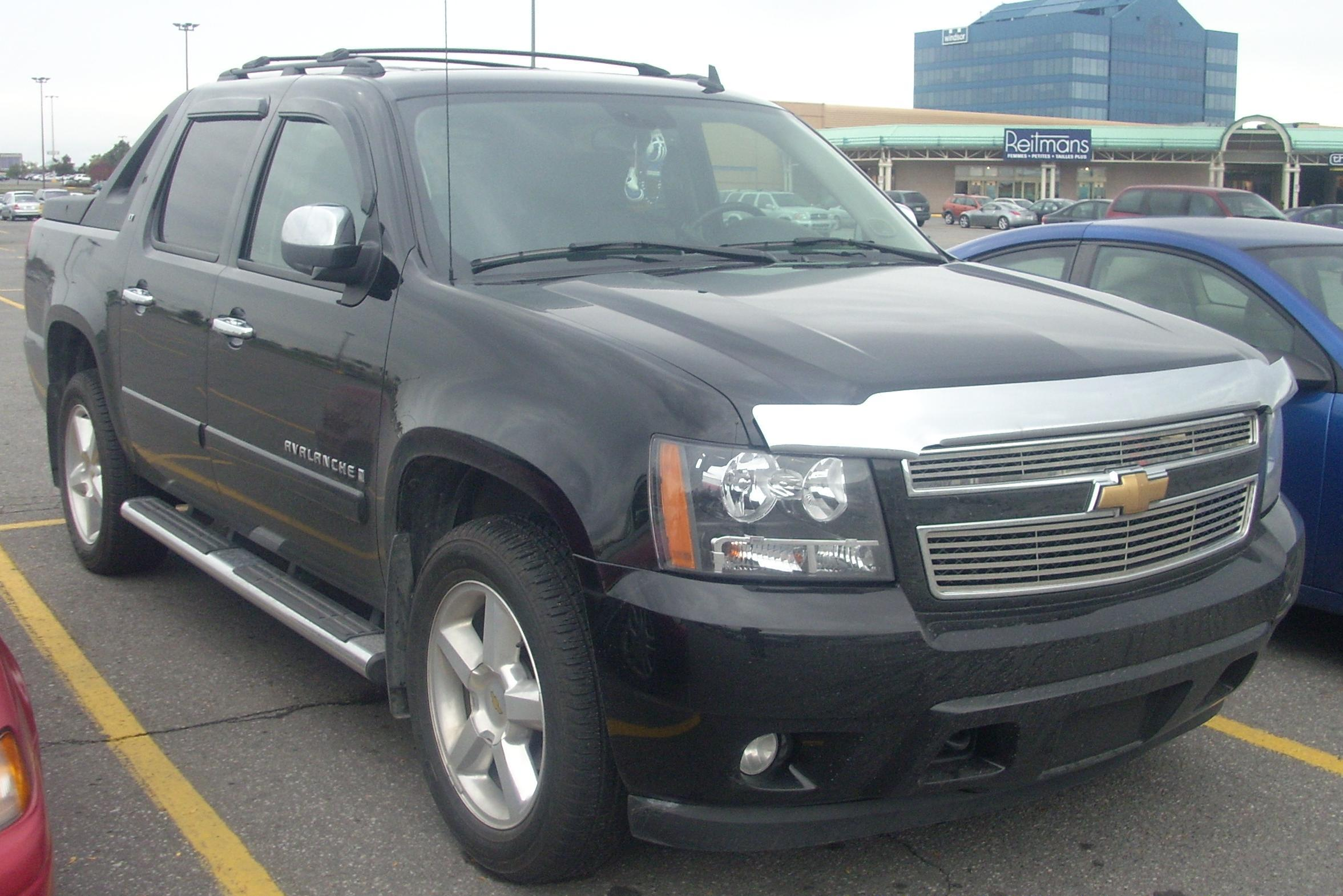 when was the chevy tahoe last redesigned. Black Bedroom Furniture Sets. Home Design Ideas