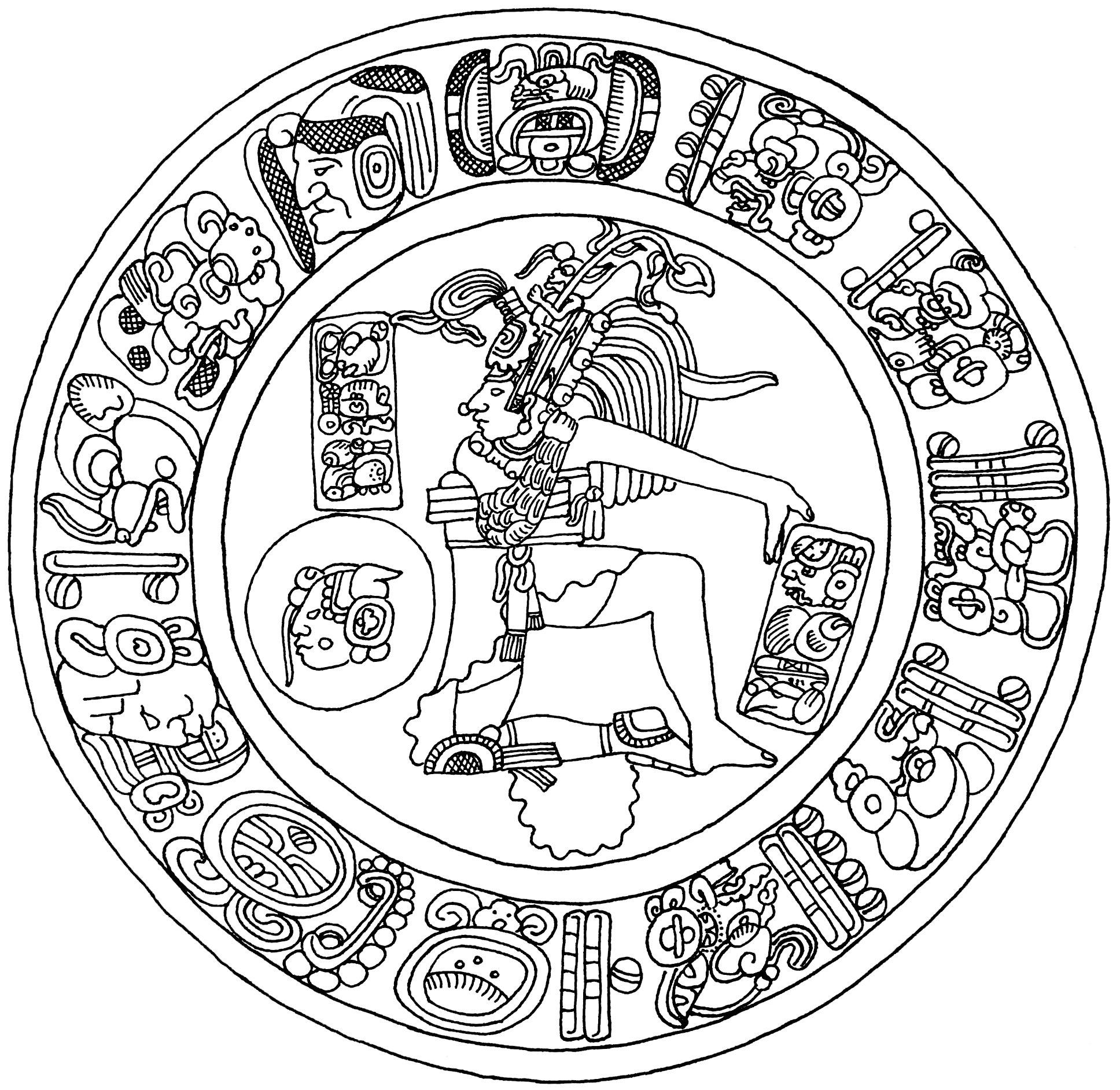 Maya Symbole Bedeutung