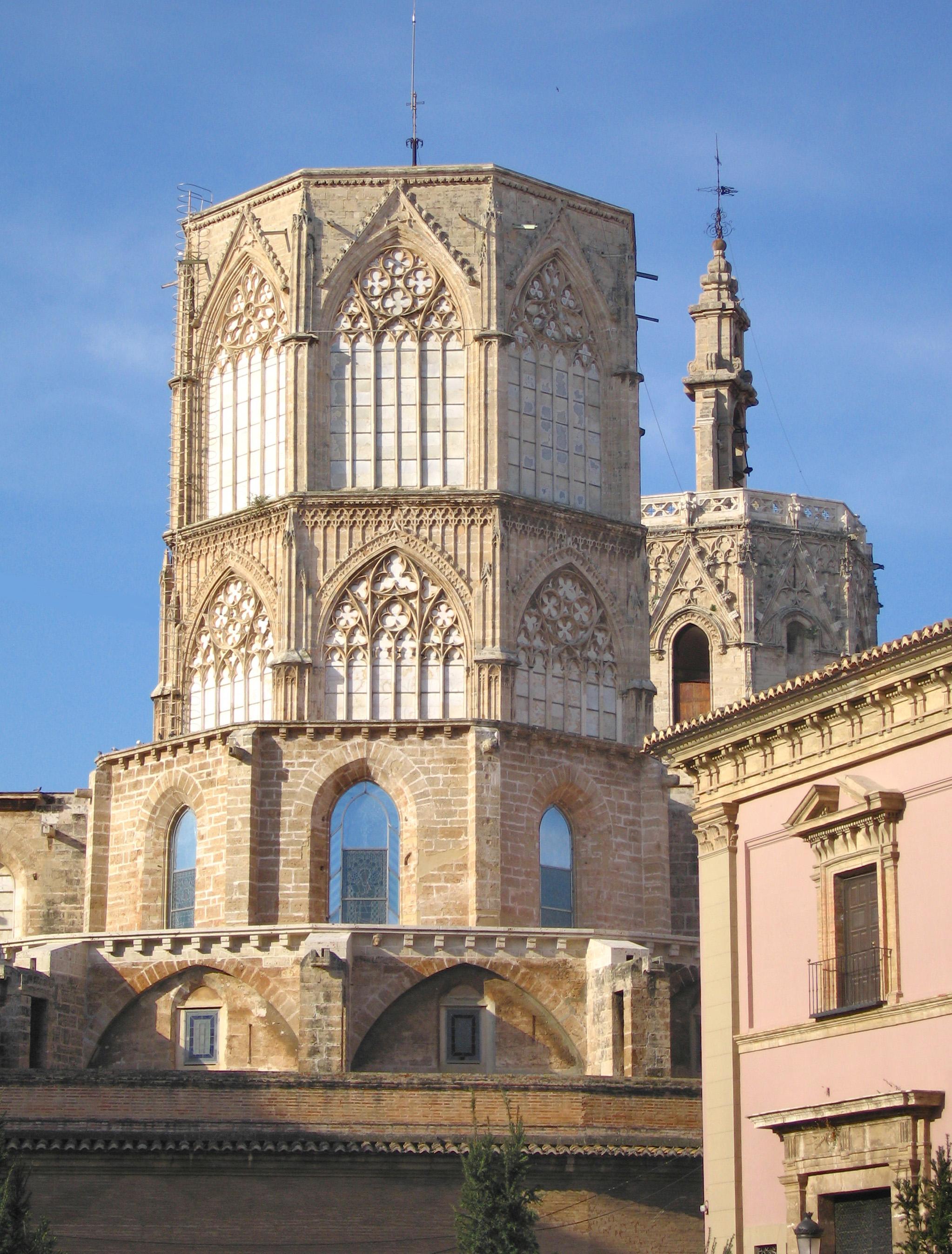 Catedral de Santa María de Valencia - Wikiwand