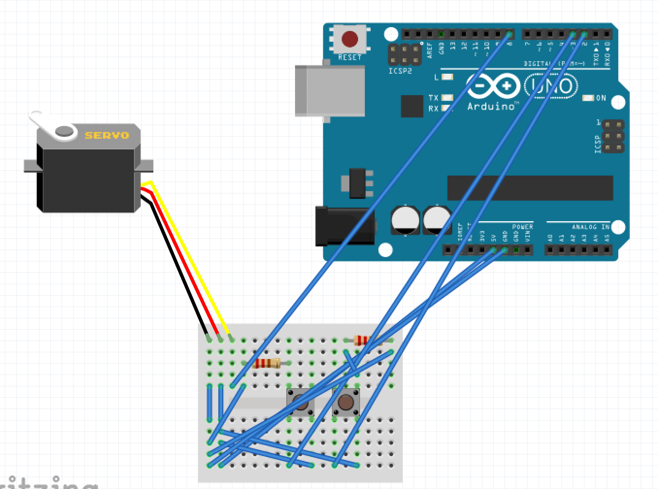 Filecircuit For My Arduino Servo Project Wikimedia Commons Of Circuit Diagram