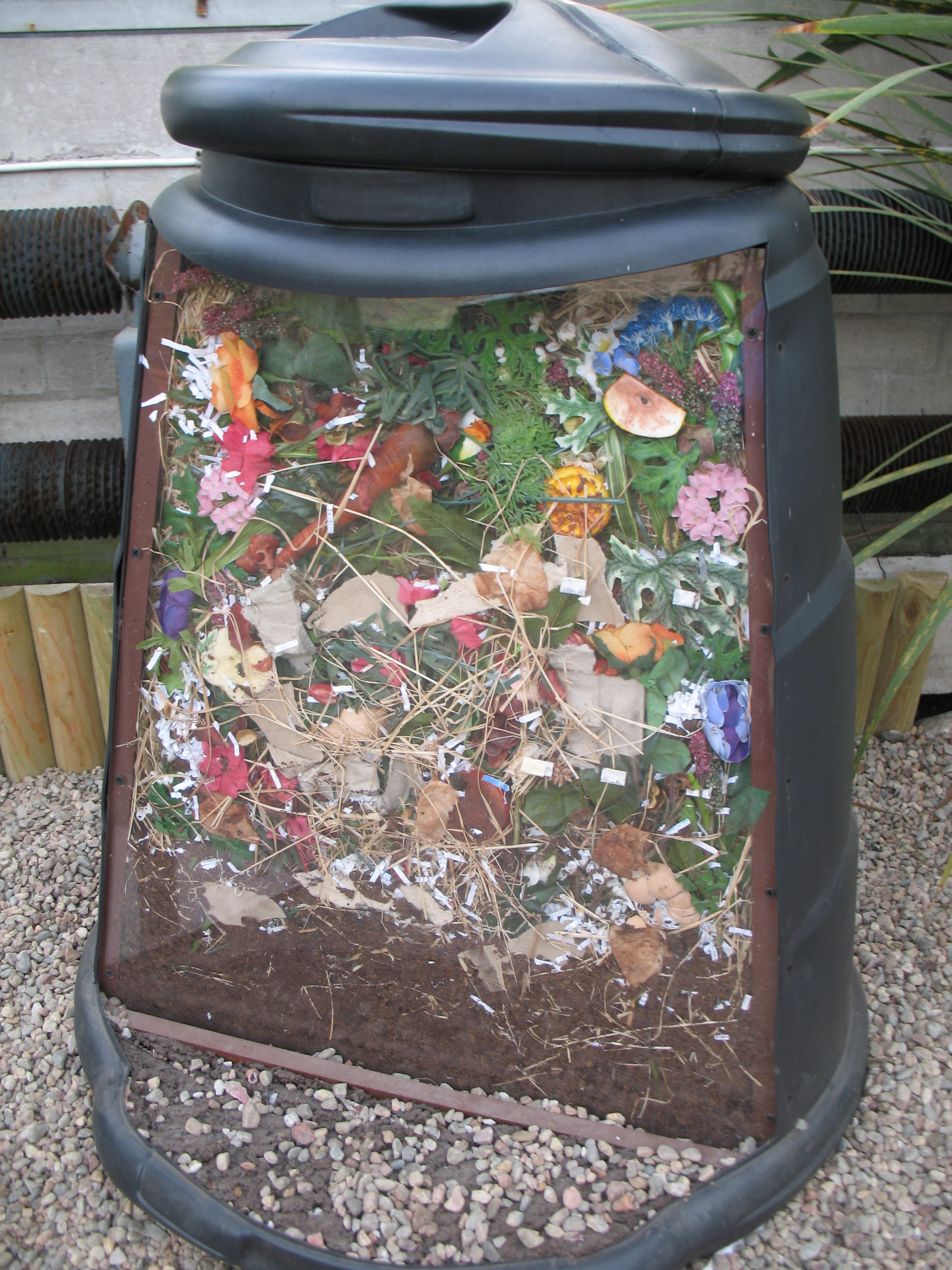 what is a composter used for