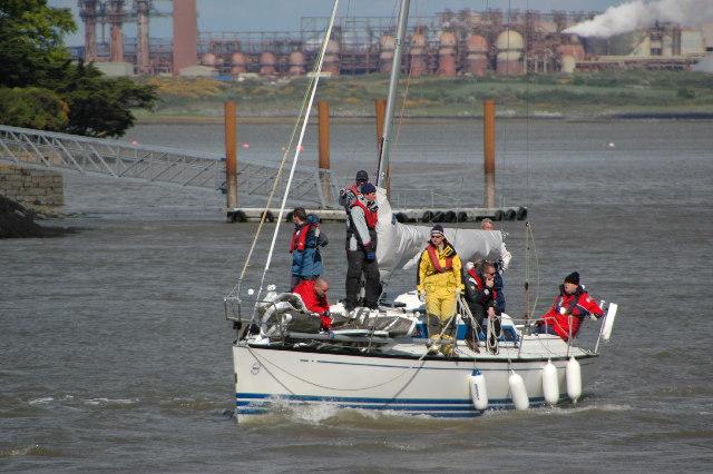 File:Cruising at Foynes - geograph.org.uk - 12686.jpg