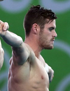 David Boudia at the 2016 Summer Olympics – Men's synchronized 10 metre platform.jpg