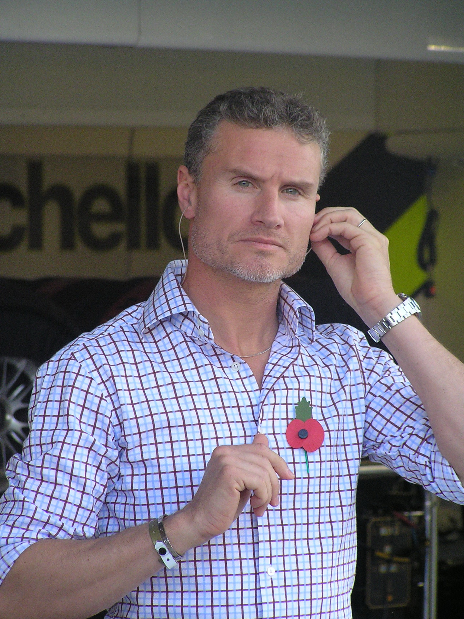 The 47-year old son of father (?) and mother(?) David Coulthard in 2018 photo. David Coulthard earned a  million dollar salary - leaving the net worth at 12.4 million in 2018