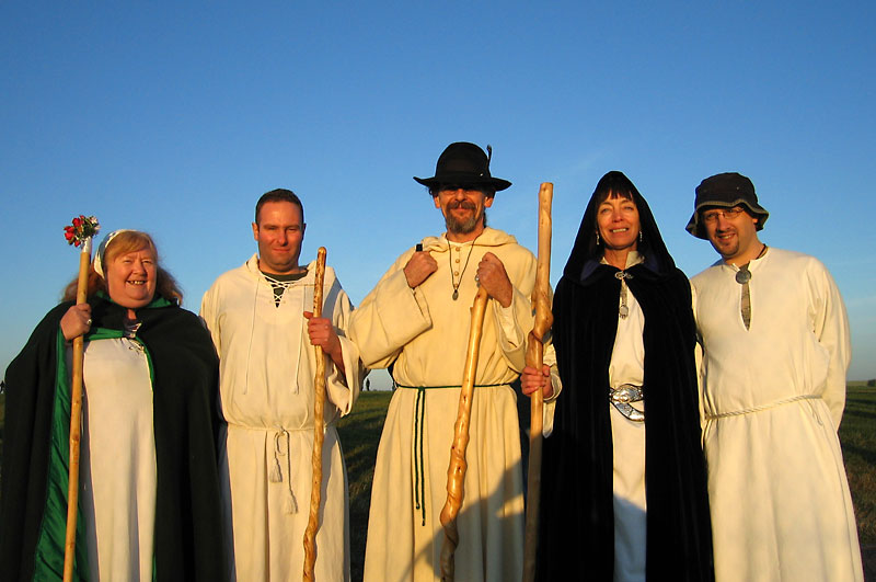 File:Druids, in the early morning glow of the sun.jpg