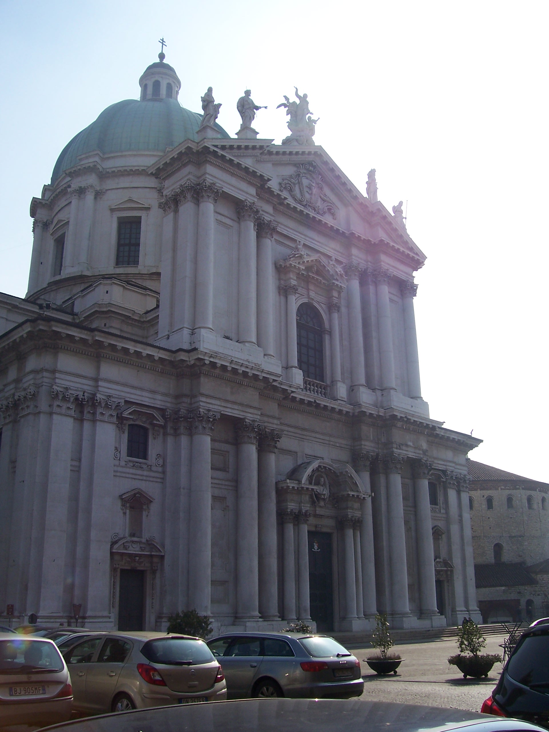 The New Cathedral