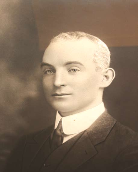 [[Member of the Legislative Assembly|MLA]] ER Larkin 1913