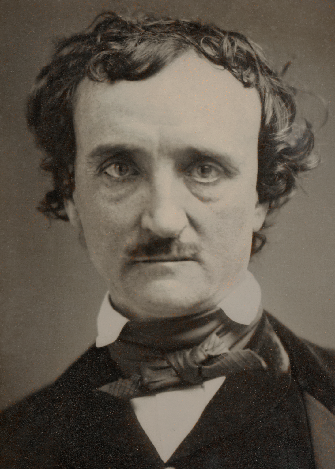Picture of a book: Poe