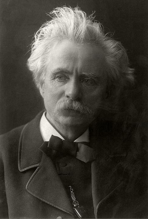 Edward Grieg tot