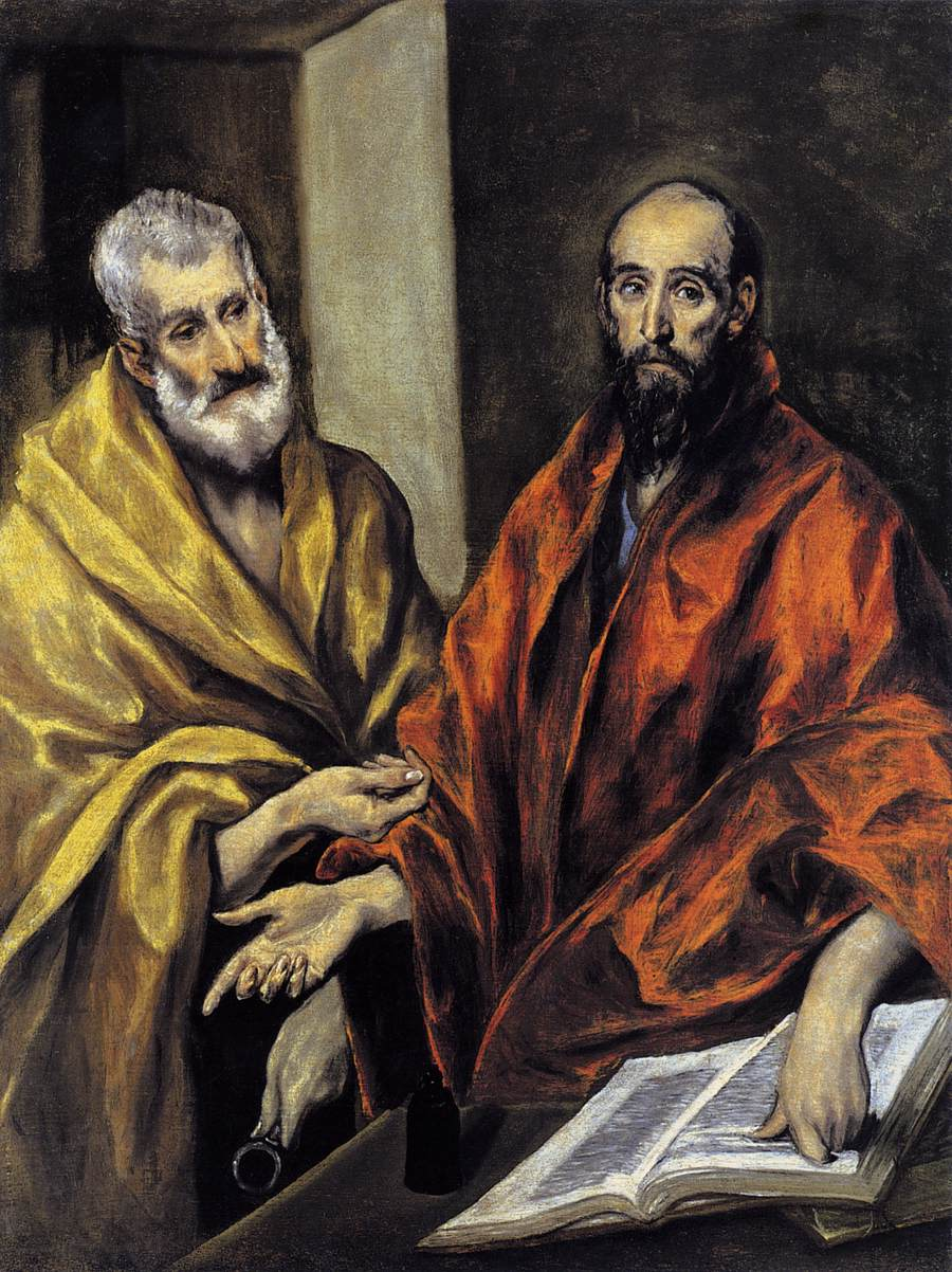 el greco essay An essay has a specific structure and form and writing an essay means following  certain  my argument shows that picasso's work was influenced of el greco.